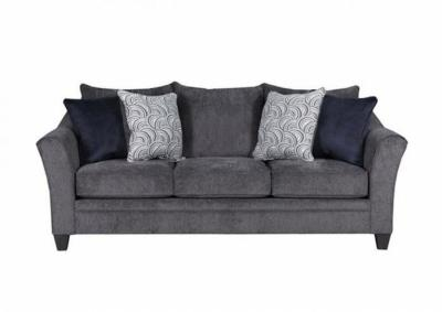 Image for Reagan Queen Sofa Sleeper - Albany Pewter