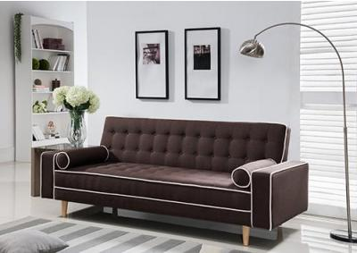 Image for Norton Linen Klick Sofa - Brown