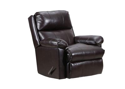 Image for Lane Home Furnishings Mindy Soft Touch Rocker Recliner Bark