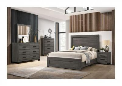 Kaplin 4pc Bedroom Set Full