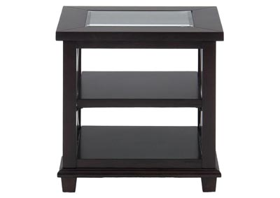 Belize Contemporary End Table