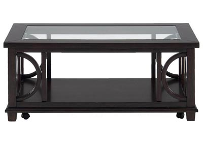 Belize Contemporary Coffee Table