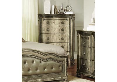 Image for Dorado 5 Drawer Chest