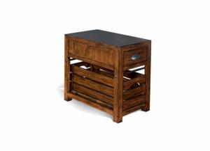 Canyon Creek Chairside Table