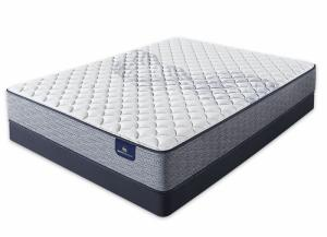 Image for Serta Sleep Retreat Pink Sands Firm Mattress and Foundation Twin XL (Extra Long)