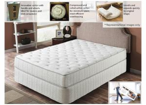 "Galaxy 9"" Mattress - Twin XL"