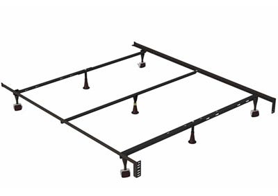 Holly-Lock Bed Frame - Cal King/Eastern King