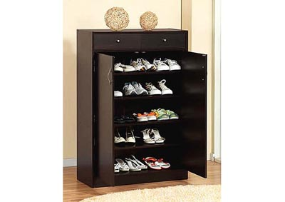 Shoe Cabinet and Storage