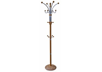 Image for Gatsby Oak Coat Rack