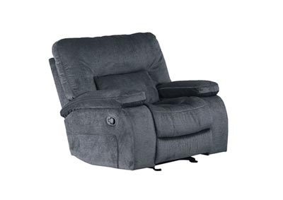 Image for Chapman Glider Recliner Polo Blue