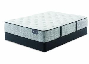 Serta Sleep Retreat Park City Extra Firm Mattress and Foundation Twin