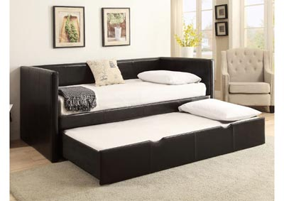 Image for Sadie Daybed with Trundle - Brown