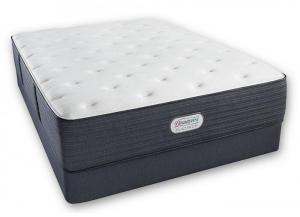 Beautyrest Platinum Spring Grove Luxury Firm Mattress and Foundation Queen