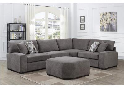 Image for Clayton 4pc Piece Modular Living Room Group