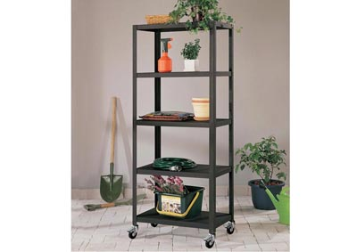 All Metal 5 Tier Shelf