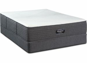Beautyrest Hybrid Westside Medium Mattress and Foundation California King