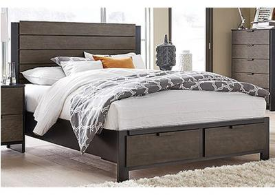 Paxton Storage Platform Bed Eastern King