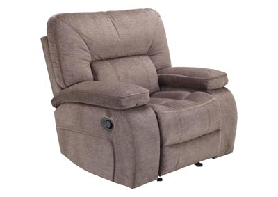 Image for Chapman Glider Recliner - Kona Brown