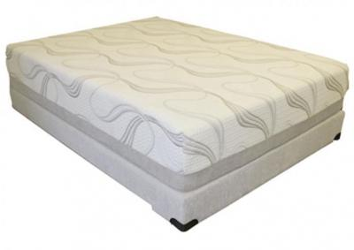 Pure Gel 12 Inch Memory Foam Mattress Twin Extra Long