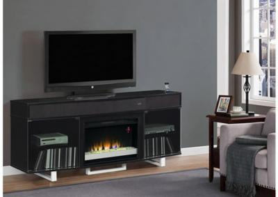 Enterprise Home Theater - 72 Inch High Gloss Black