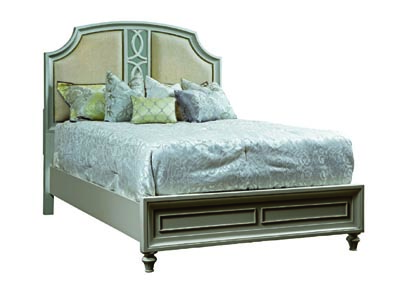 Fantasia Upholstered Bed - Queen