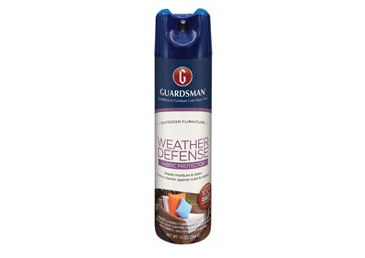 Guardsman Weather Defense Fabric Protector