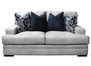 Image for PICCOLO SILVER LOVESEAT