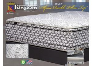Image for ALPINE PT KING DBL SIDED MATTRESS