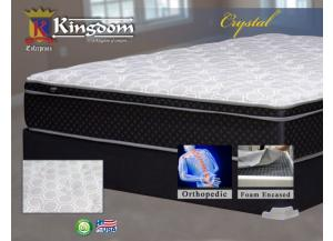 Image for CRYSTAL PT KING MATTRESS