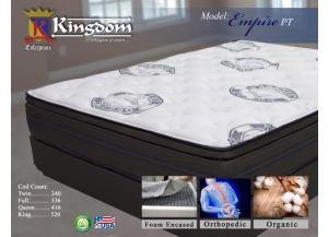 Image for EMPIRE PT KING MATTRESS