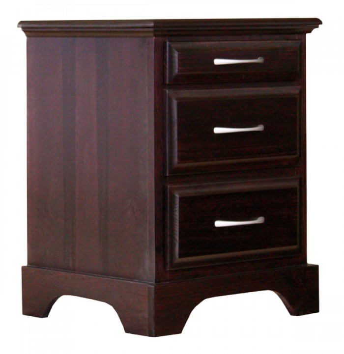 Symphony  2 1/2 Drawers Night Stand Sand,Mako