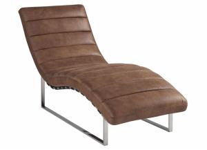 Image for Elestra Brown Accent Chair