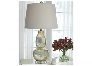 Image for Laraine Gold Finish Table Lamp