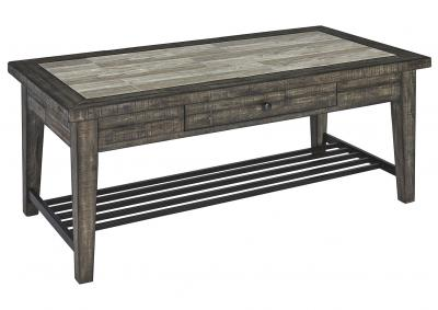 Image for Mavenry Brown Coffee Table