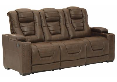 Image for Owner's Box PWR REC Sofa with ADJ Headrest