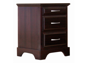 Symphony  2 1/2 Drawers Night Stand Sand