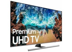 "Image for 82""LED FLAT 4K HDR PLUS"