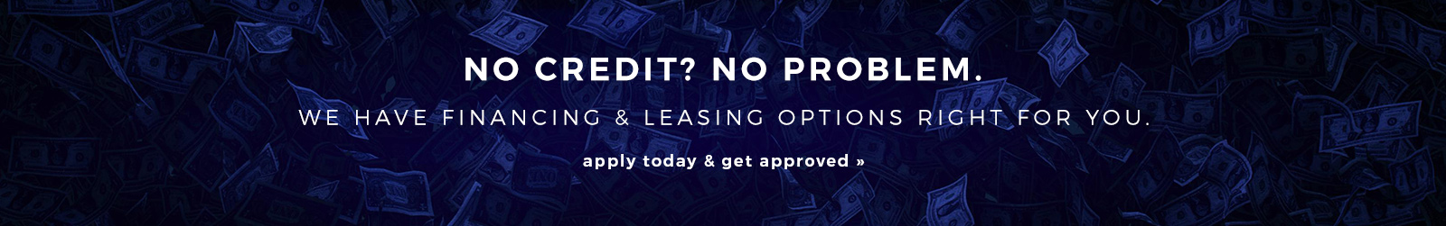Finance & Leasing Options