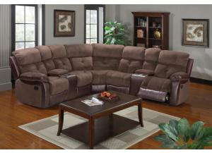 Image for 3 PCS Reclining Sectional