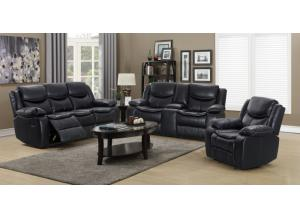 Image for 2 PC Reclining Sofa and Loveseat