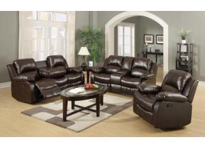 Image for 3 PCS Reclining Living Room
