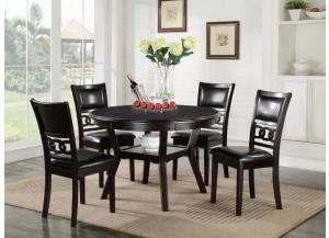 Image for Gia Round Table and 4 Chairs
