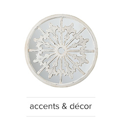 Accents and Decor