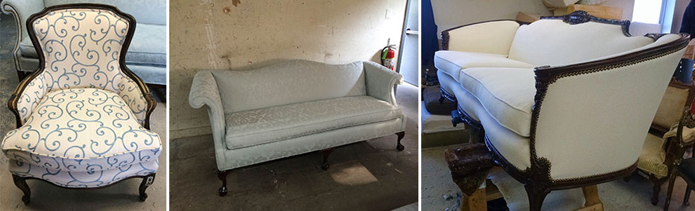 Reupholstery