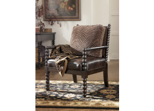 Image for Key Town-Truffle Accent Chair