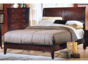 Image for Borgeois Low Profile Queen Bed