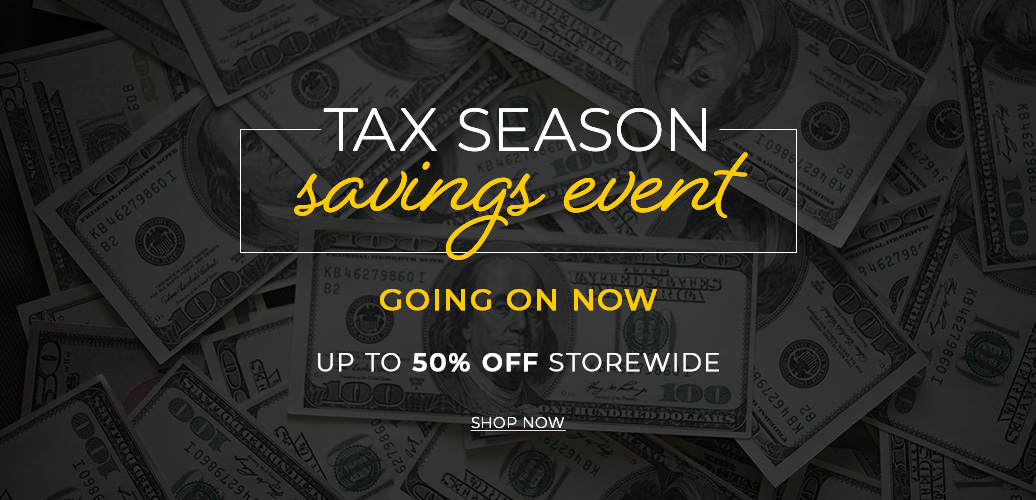 Tax Season Savings Event