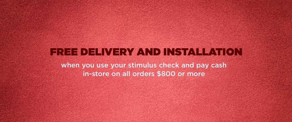 Stimulus Check Special Offer