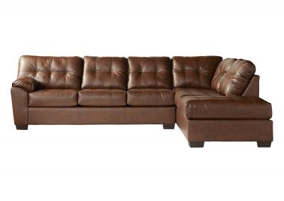 Image for Hughes 16900 Sectional Hazelnut