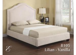 Image for Lilian-Queen Bed